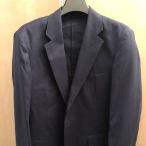 Jcrew Ludlow Slim-fit Navy Suit Jacket and Pants